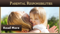 Gorham, Maine family law attorney parental rights and responsibilities servies.